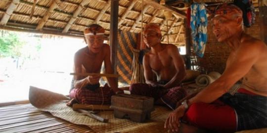 suku sasak di lombok
