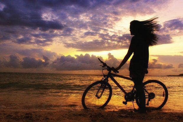 Sunset di Gili Air Lombok