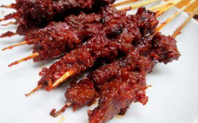 Sate Rembige Lombok - Kuliner Khas Lombok