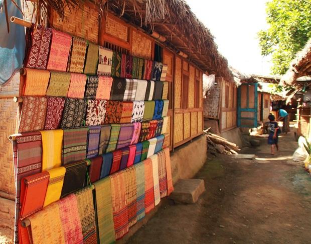 Desa Tradisional Sade Rambitan Lombok
