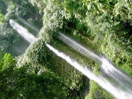 Wisata ke Air Terjun Sendang Gila di Lombok