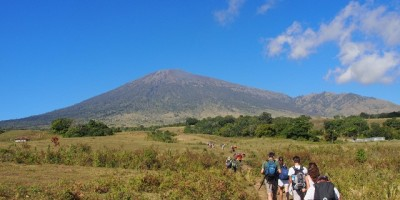 Wisata ke Gunung Rinjani Lombok