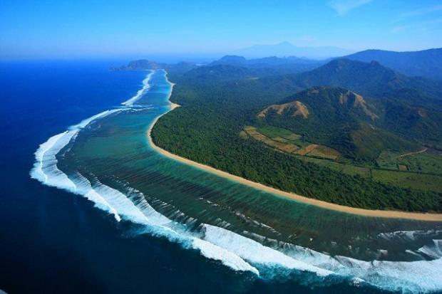 Pesisir Pantai Pulau Lombok