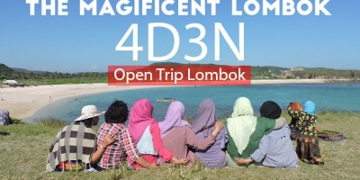 Open Trip Murah ke Pulau Lombok by Green Chili Travel