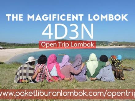 Open Trip Murah ke Pulau Lombok by Green Chili Travel