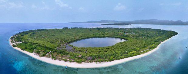 Pantai Gili Meno Lombok